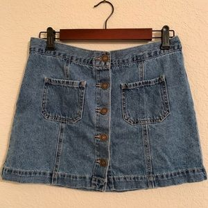 Forever 21 Denim mini